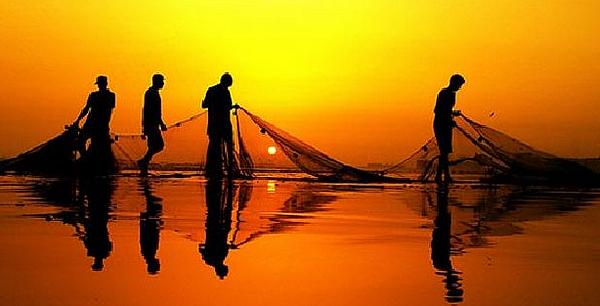 bonté divine fait de nous des pêcheurs d'hommes