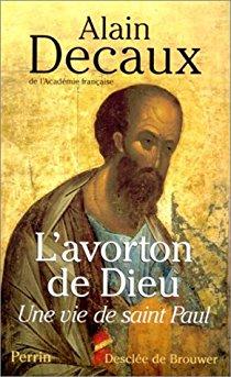 meilleure biographie de saint Paul