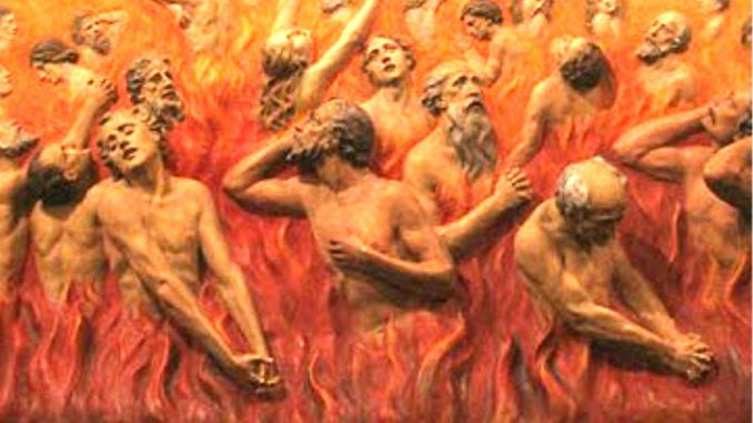 Le Purgatoire: entre le Ciel et l'enfer - Évangéliser.net